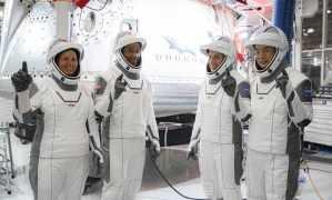 Объявлена дата старта корабля SpaceX Crew Dragon с миссией Crew-1