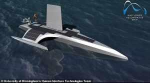 «Mayflower» 21-ого века - тримаран без капитана и пилигримов