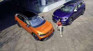 Шанхай 2021. Мировая премьера внедорожника Volkswagen ID.6