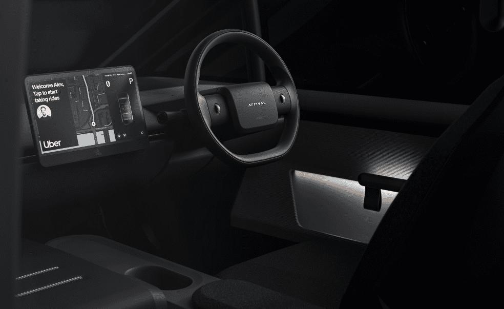 Arrival Car 3