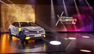 Руководство Renault представило подробную стратегию электрического развития компании