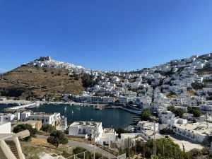 Райский остров в Эгейском море