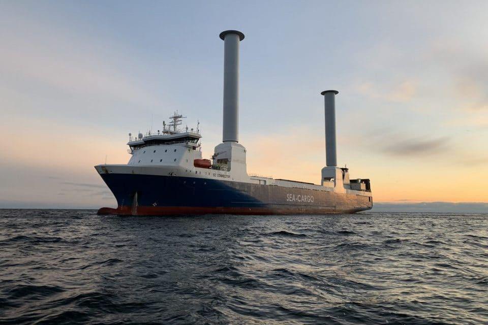 Ro-Ro паром Sea-Cargo