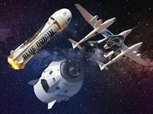 Боинг летит к МКС