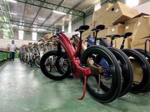 Самый необычный из всех велосипедов - Reevo Hubless уже не прототип, а серийная модель