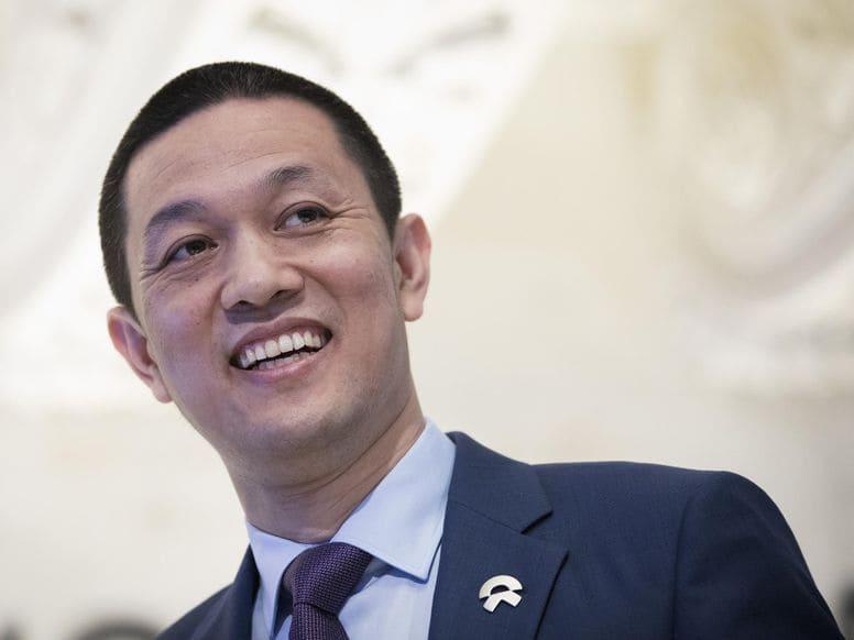 Уильям Бин Ли, основатель компании, председатель Совета и главный исполнительный директор NIO