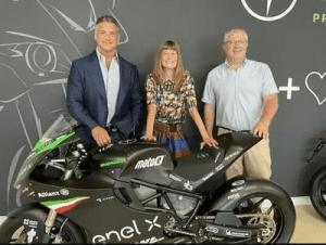 Американская компания Ideanomics покупает итальянского производителя электромотоциклов Energica Motor Company