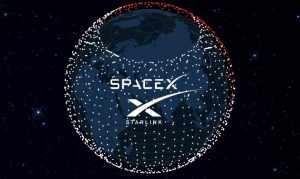 Лазерные спутники сети Starlink выведены на полярную орбиту 10-кратным РН Falcon 9