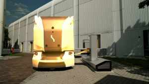 charge Siemens for Einride