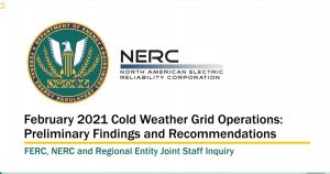 NERC отчёт