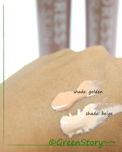 MUA Undress Your Skin foundation