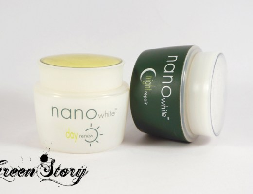 Nano White Day Renew & Night Repair Cream | Review