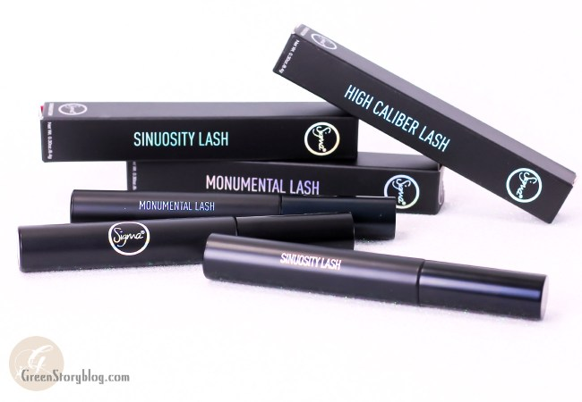 Sigma Beauty Structural Lashes Mascara