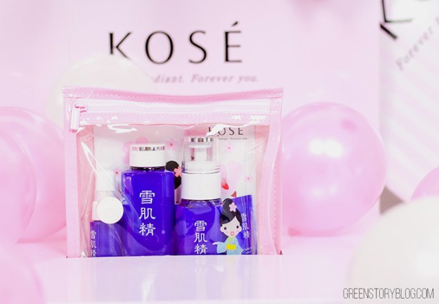 Kose Sekkisei Trial Kit