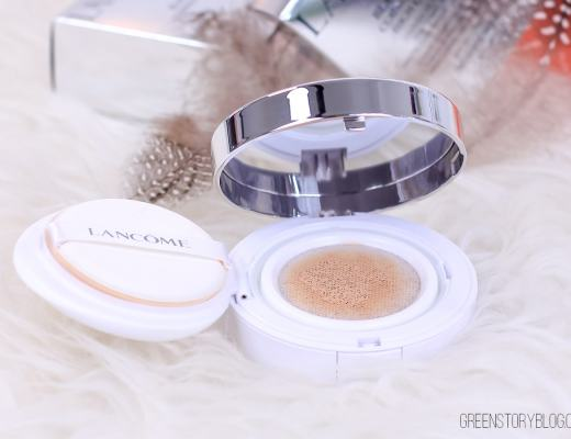 Lancome Blanc Expert Cushion Compact. New High Coverage Formula With SPF 50+