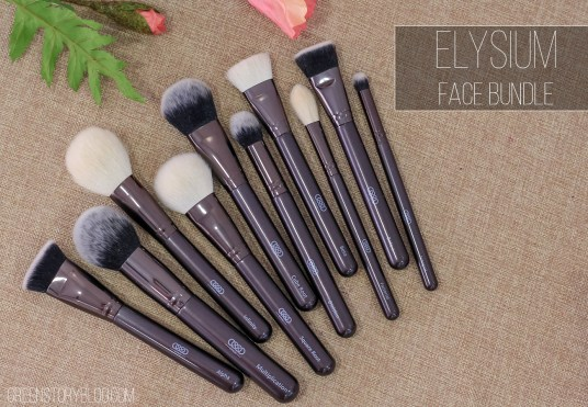 Elysium Brushes - Face Bundle