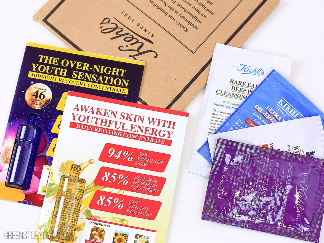 Kiehl's Online Shopping | Samples