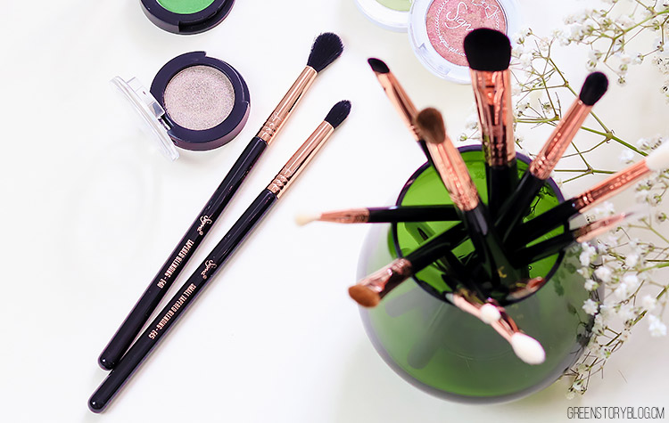 Sigma Ultimate Eye Brush Set | A complete Brush Set with Copper Accent