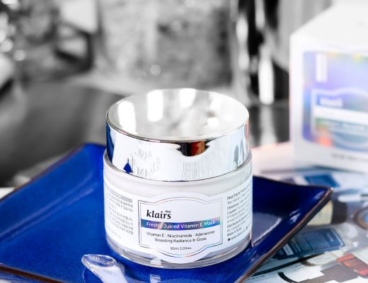 KLAIRS Freshly Juiced Vitamin E Mask for Bright and Glowing Skin