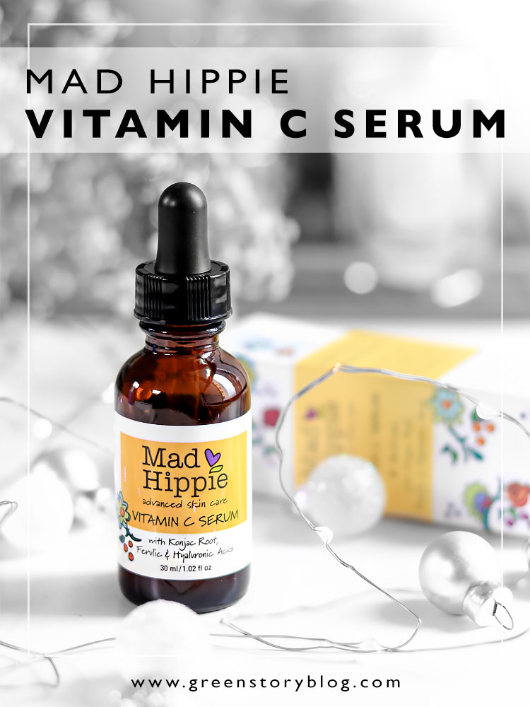 Mad Hippie Advanced Skincare - Vitamin C Serum with Actives  | The most Gentle Vitamin C Serum I've ever used that works!