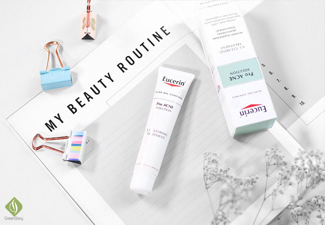 Eucerin ProACNE Solution | Anti-Acne moisturizer for acne-prone skin - does it work?