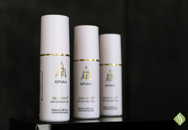 Alpha H liquid gold glycolic acid