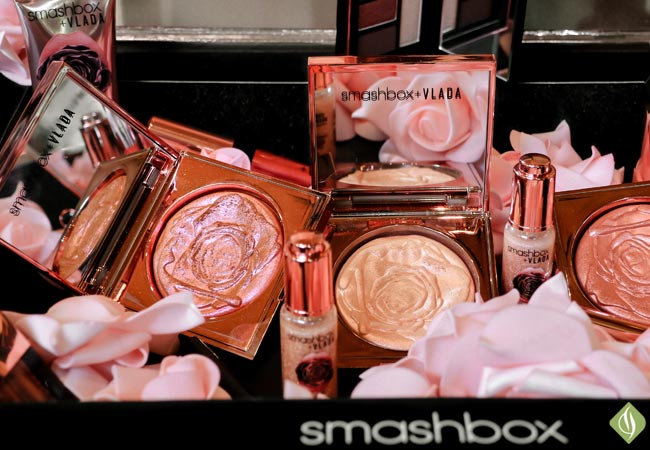 smashboc vlada highlighters and the collection