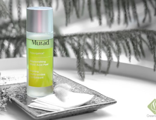 Murad Resurgence Multi Acid Peel Review with before-after picture