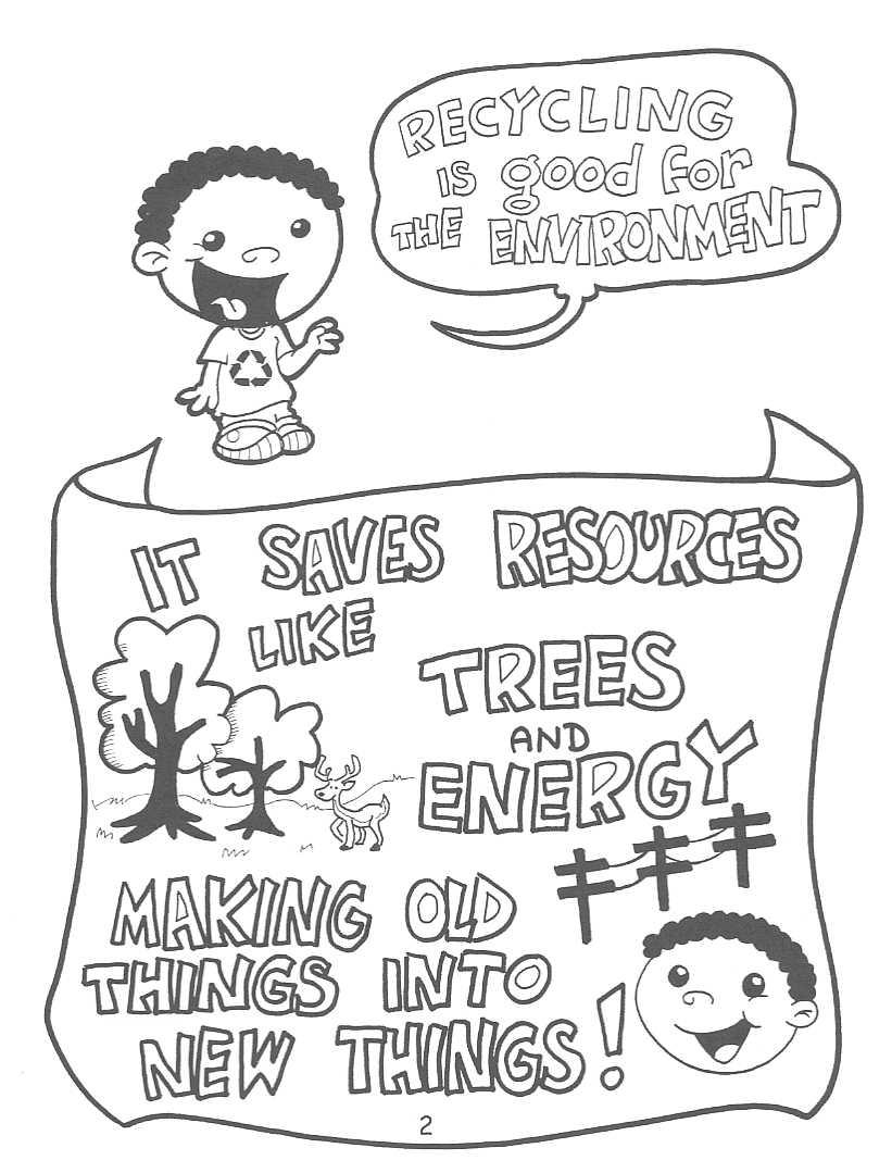 Kay Go Green Project: coloring pages :)