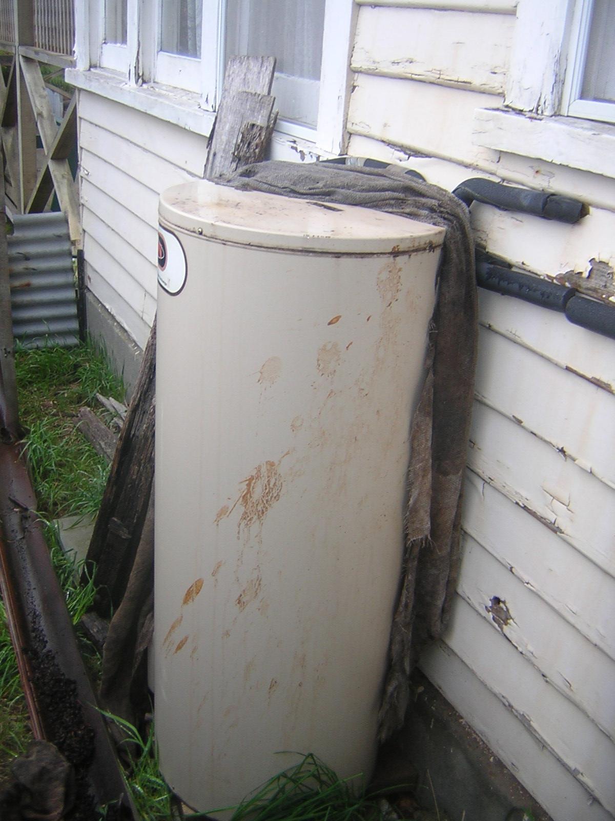original electric hot water