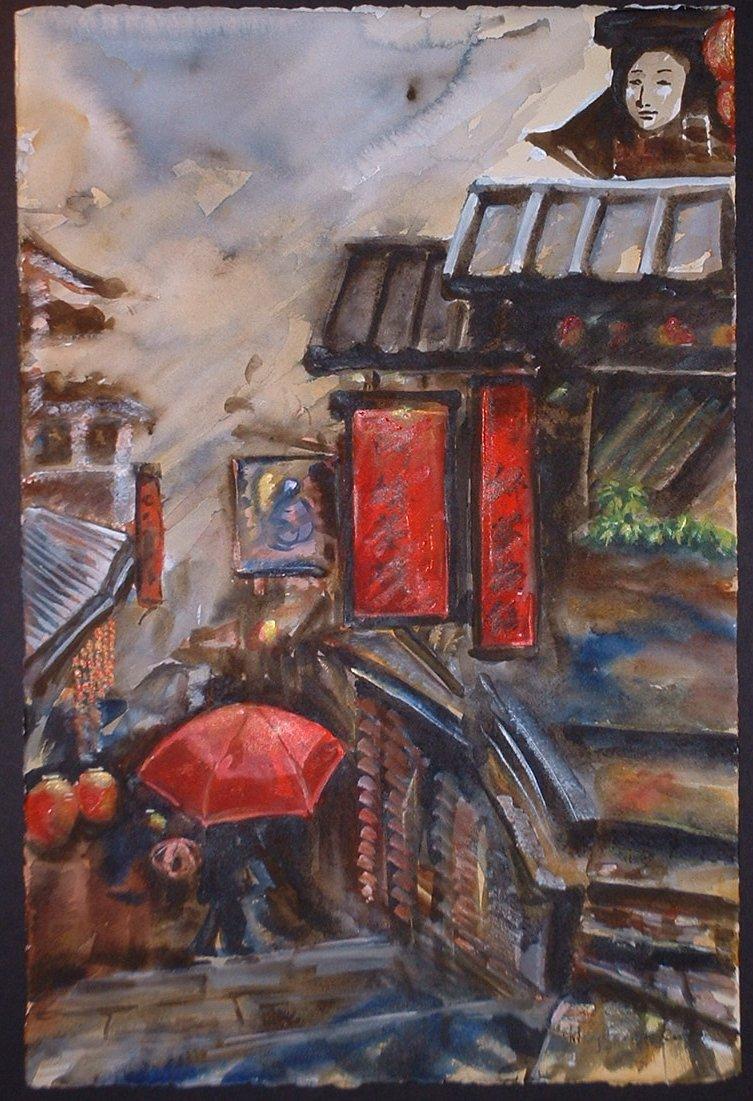 City of Sadness - Jiu Fen