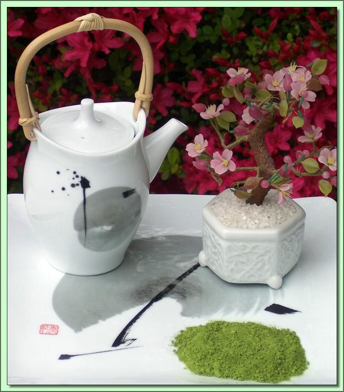 Chaji: formal tea with full meal