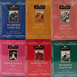 Bentley's Royal Classic Collection Assorted Flavor Gift Pack, 96 Tea Bag Assorted Set (Pack of 2)