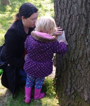GREEN FAMILIES for pre-schoolers and their carers