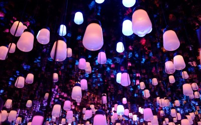 The TeamLab Art Show Is Nice But Cramed