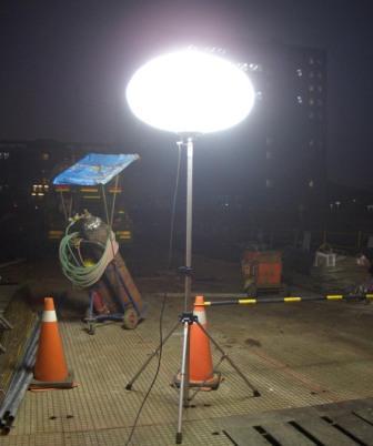 Aleddra LED Lighting brings LightFly 5000 LED Balloon