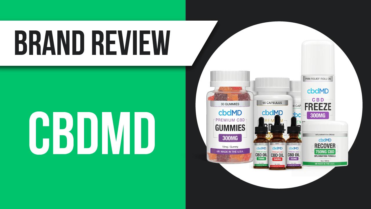 CBDMD Review