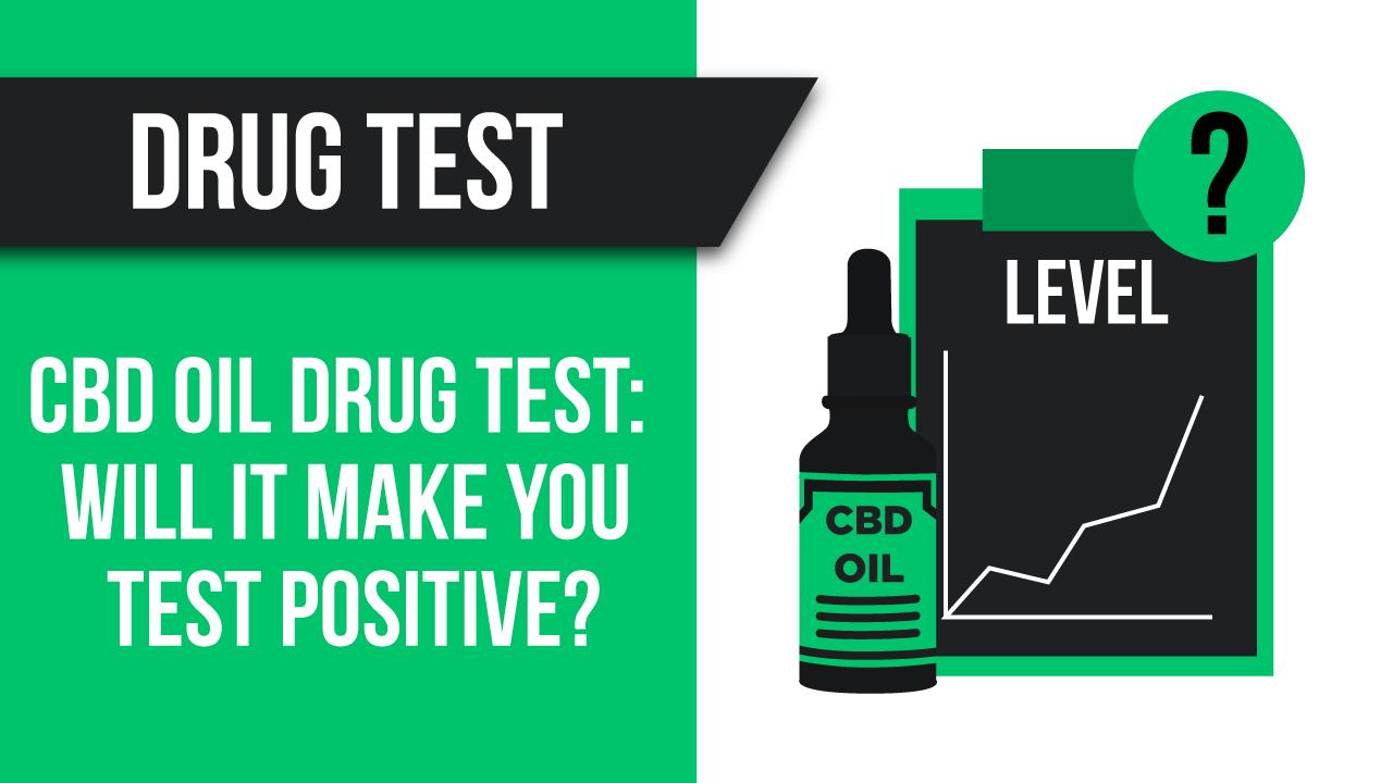CBD oil drug test