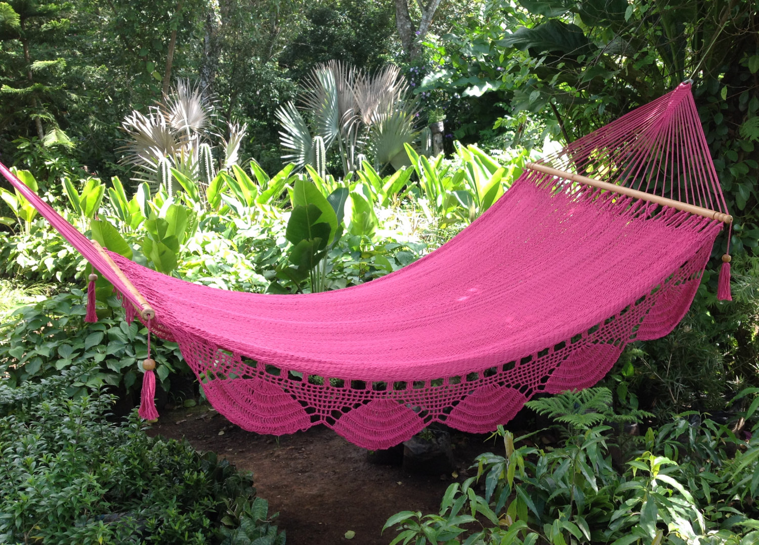 Hammocks for a Calm and Relaxing Spring  greenthinking