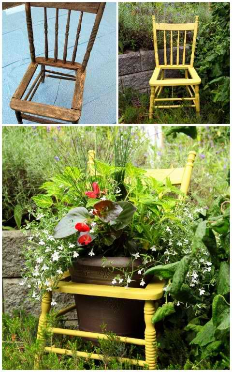 Great Garden Decorating Ideas  greenthinking