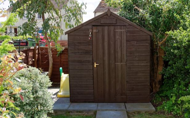 Garden shed options