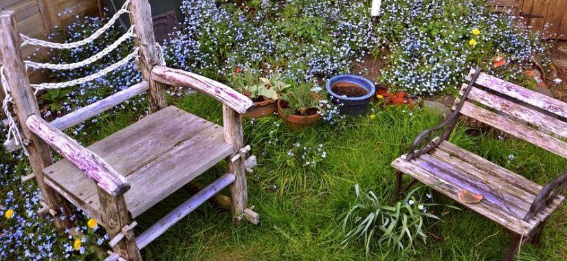 custom outdoor space