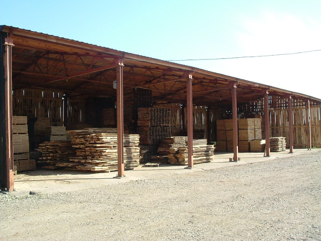 wood production