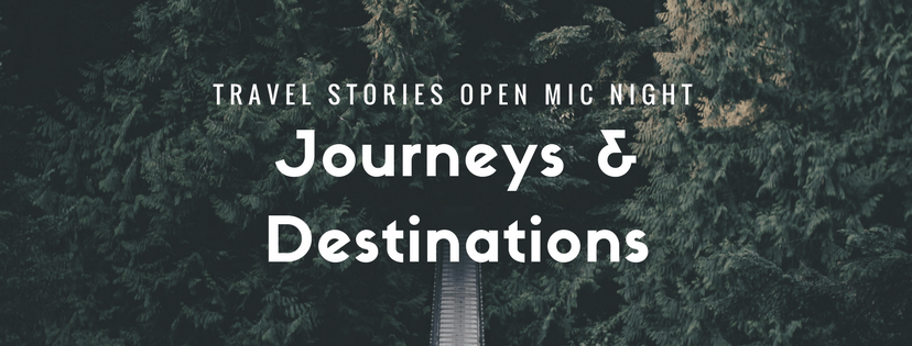 Travel Stories: Open Mic Night