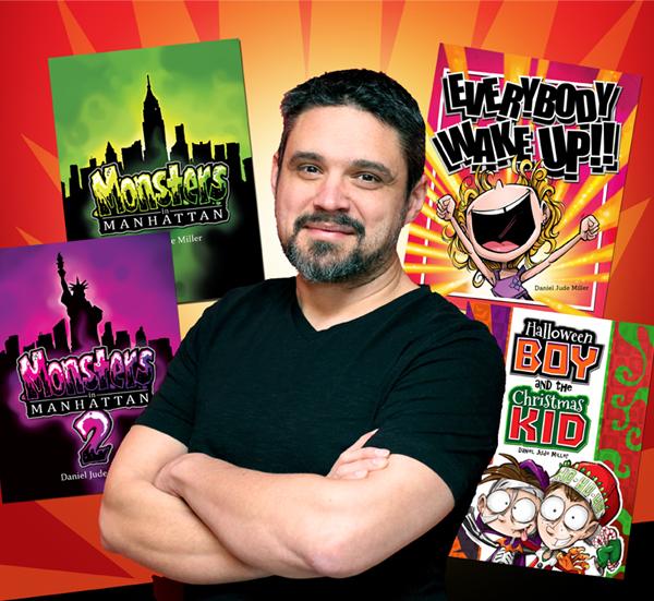 Daniel Jude Miller: Children's Author