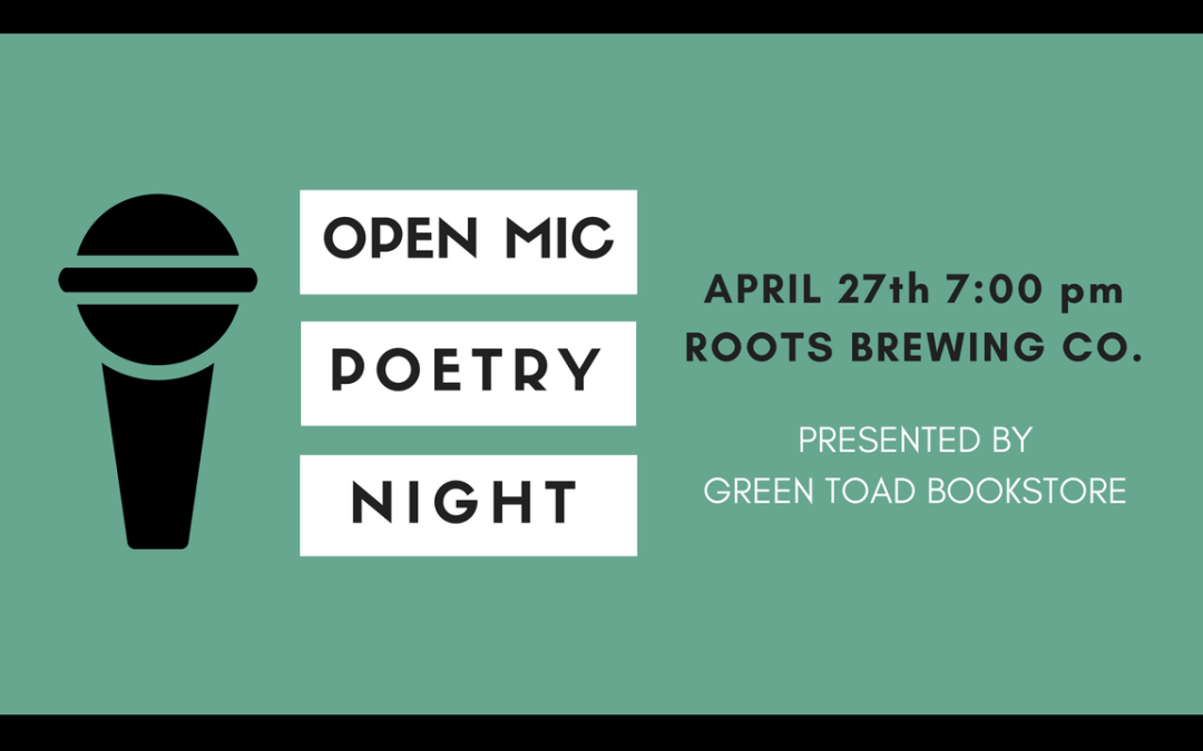 Poetry Night: Open Mic