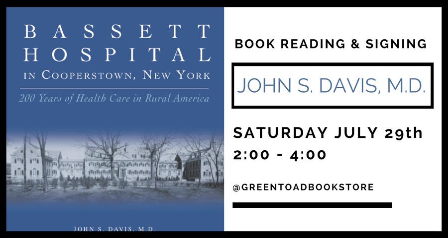John S. Davis: Bassett Hospital