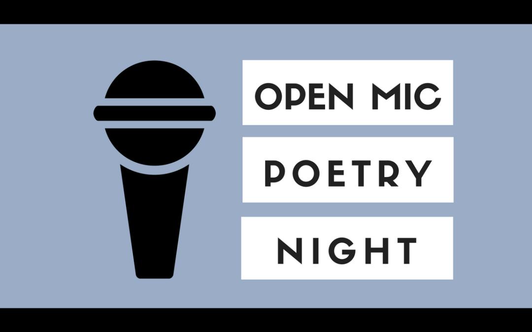 Poetry Open Mic Night