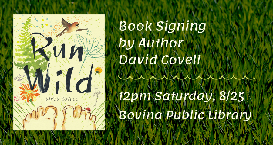 Book Signing by David Covell