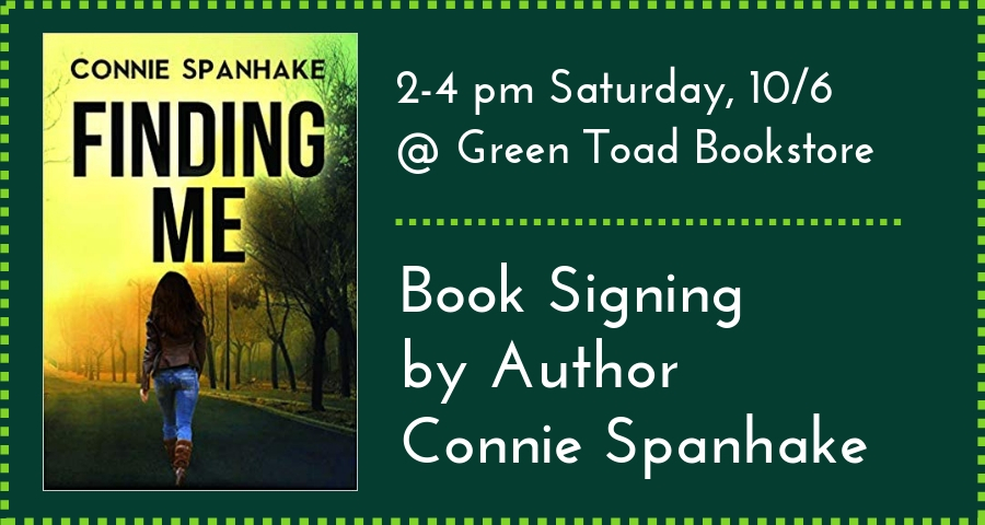 Book Signing by Connie Spanhake